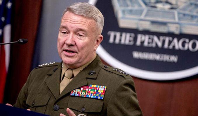 ABD Merkez Kuvvetler Komutanı'ndan Türkiye'ye ilişkin açıklama