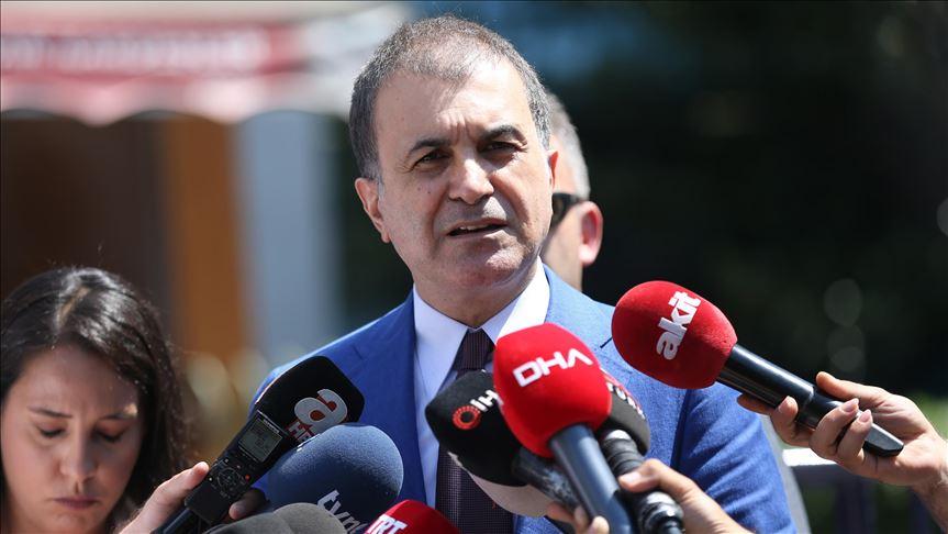 AK Parti Sözcüsü Çelik'ten Biden'a 'soykırım' tepkisi