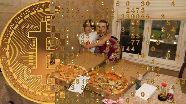 Bitcoin ile Birlikte Dünyanın En Pahalı Pizzası da Rekor Kırdı: Tam 613 Milyon Dolar(!)