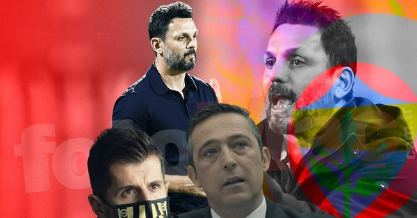 Fenerbahçe yönetiminin B planı belli oldu! Erol Bulut'un yerine o isim… #
