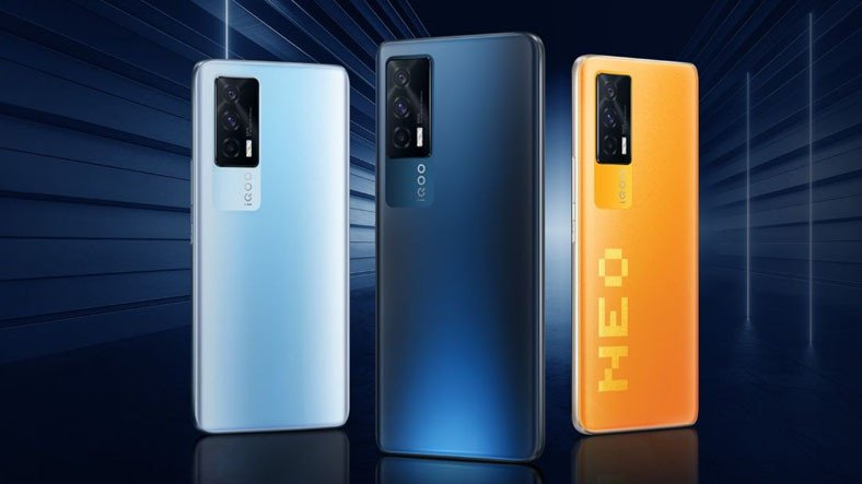 Fiyatının Hakkını Sonuna Kadar Veren Akıllı Telefon iQOO Neo 5 Duyuruldu