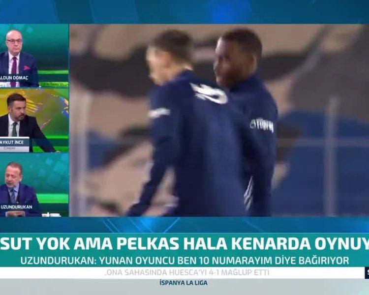 """Son dakika spor haberleri: Fenerbahçe Başkanı Ali Koç'un itirafını canlı yayında duyurdu! """"Uyuyamıyorum, kabuslar görüyorum"""" #"""
