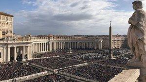"""Vatikan'dan """"eşcinsel birliktelik"""" kararı"""