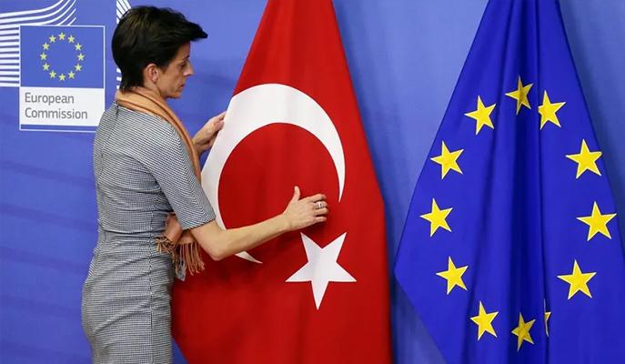 AB: Türkiye'ye gerekli desteği konuşmaya hazırız