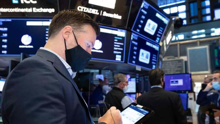 ABD borsaları enflasyon endişeleriyle günü düşüşle kapadı