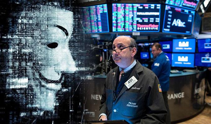 ABD borsaları hacker saldırısıyla karıştı
