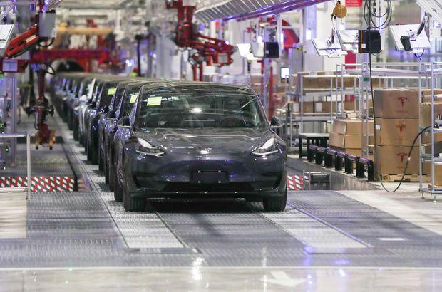 ABD-Çin gerginliği ağır basarken Tesla, Şangay arazi satın alımını frenledi