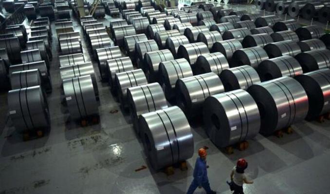 ABD'de haftalık çelik üretimi azaldı