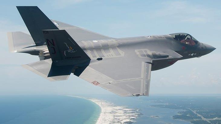 ABD'den F-35 tasarımlarını Çin'le paylaşan şirkete ceza