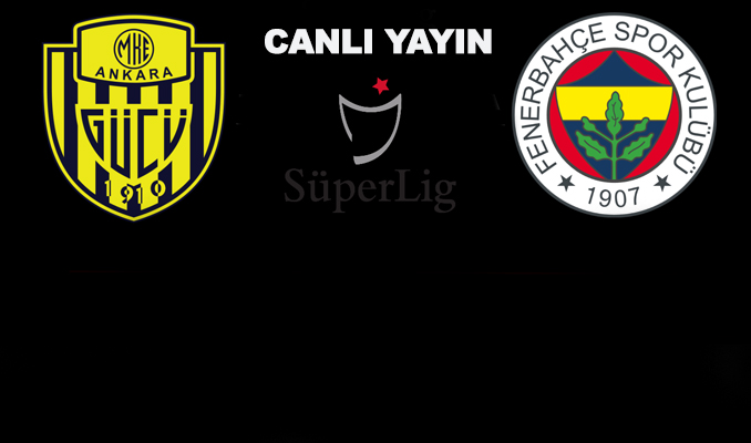 Ankaragücü: 1 – Fenerbahçe: 0