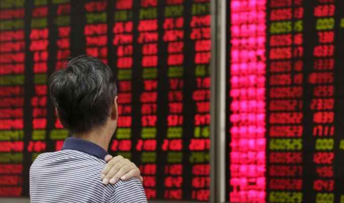 Asya borsalarında Tayvan çakıldı!