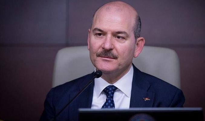 Bakan Soylu'dan Sedat Peker açıklaması