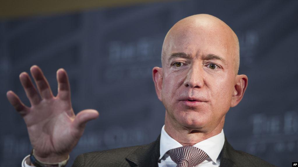 Bezos'tan bir haftada 5 milyar dolarlık hisse satışı
