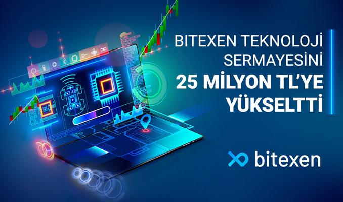 Bitexen Teknoloji'den sermaye artırımı