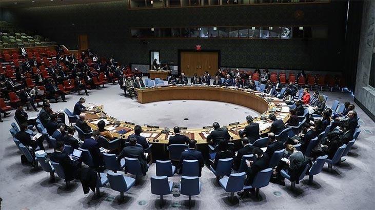 BM Güvenlik Konseyi yeniden toplanıyor