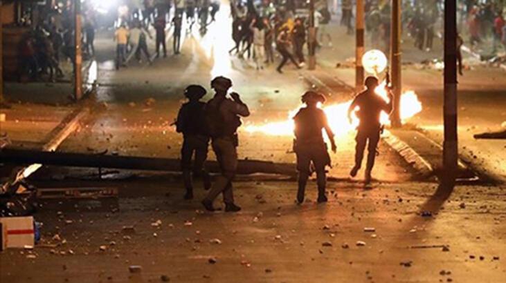 Camideki Filistinlilere silahlı saldırı
