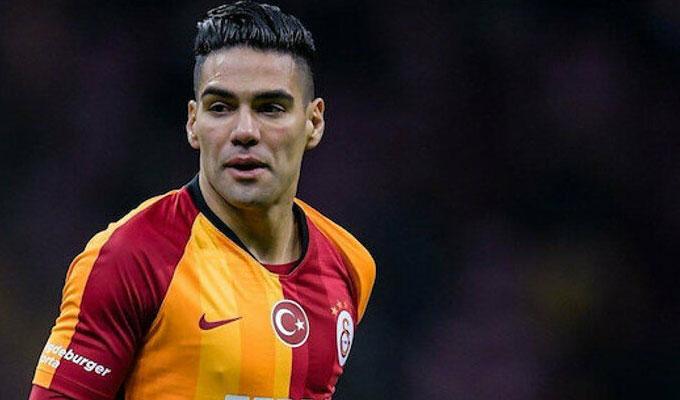 Derbi öncesi Galatasaray'da Falcao gelişmesi