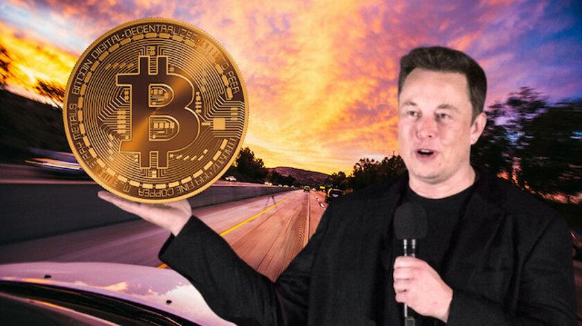 Elon Musk'tan Bitcoin'e büyük şok! Sert düştü