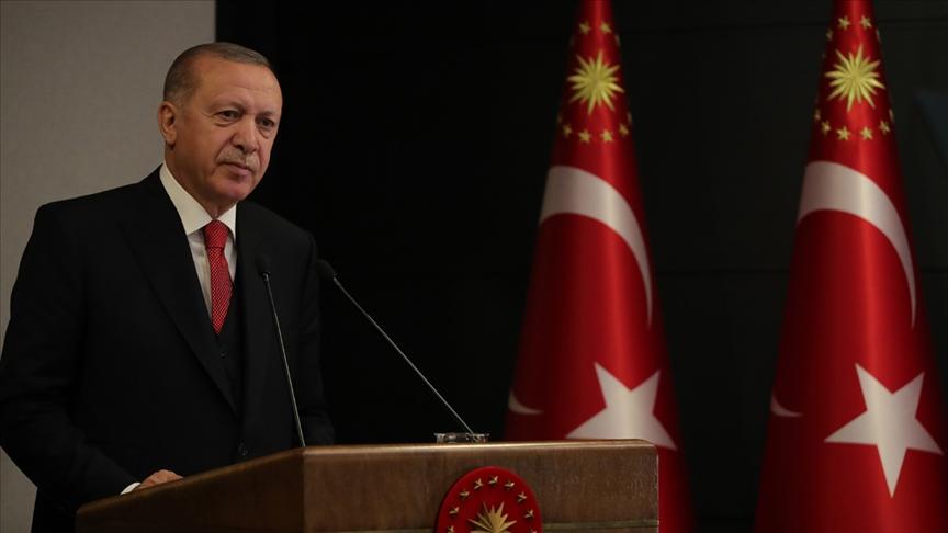 Erdoğan, Irak Başbakanı Kazımi ile görüştü