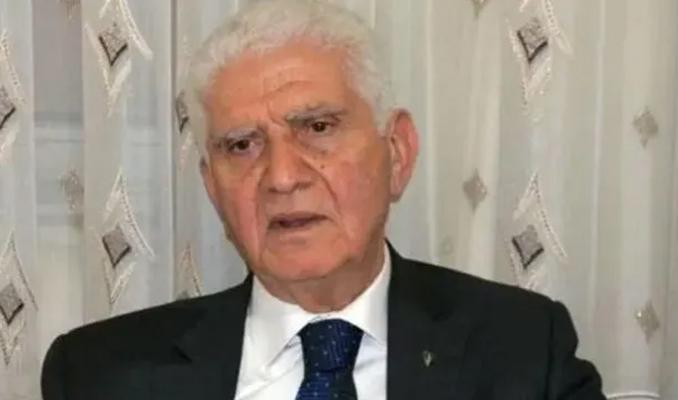 Eski Devlet Bakanı Cemil Erhan hayatını kaybetti