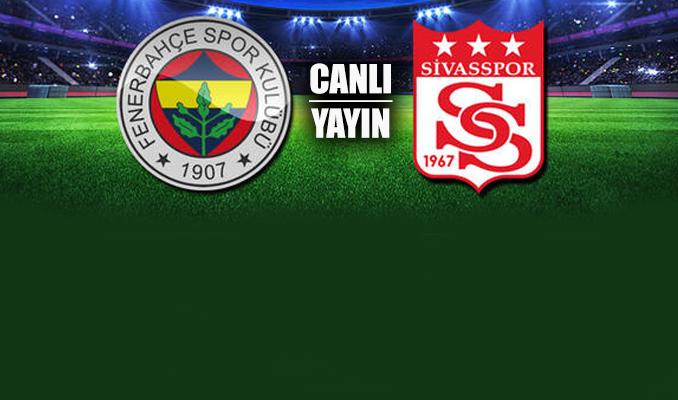 Fenerbahçe: 0 – Demir Grup Sivasspor: 1