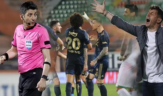 Fenerbahçe'nin kural hatası başvurusu! TFF'den yanıt…