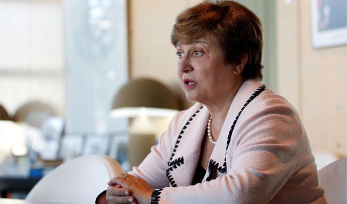 Georgieva: ABD ve Çin ekonomileri güçlü çalışan iki motor