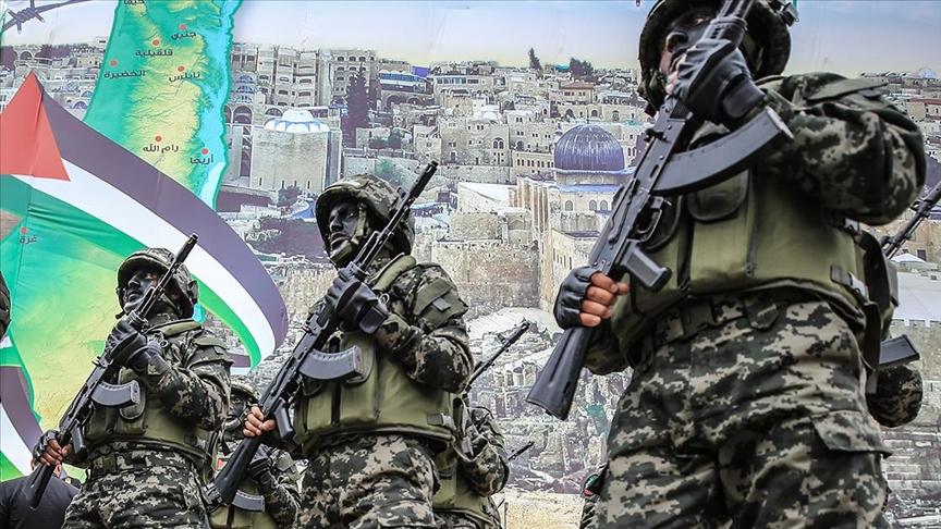 İsrail'e karşı Kudüs'ün Kılıcı operasyonu