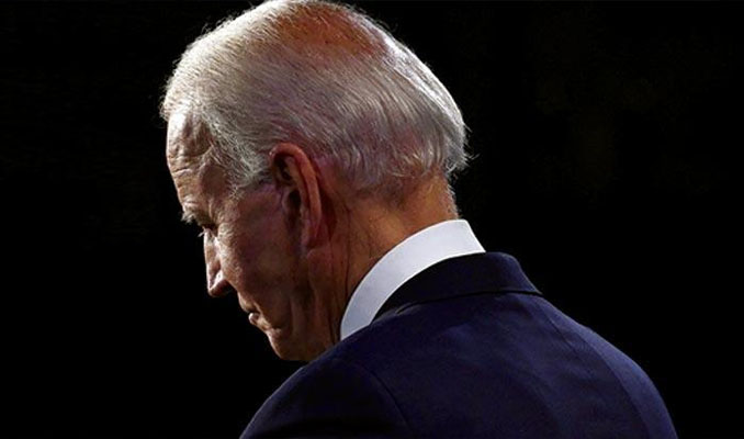 İsrail'i savunan Biden'a Demokratlar'dan sert tepki