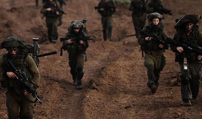 İsrail ordusu, Gazze'ye karadan saldırı başlattı