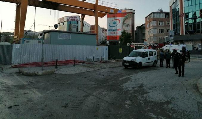 İstanbul'da metro inşaatında patlama paniği