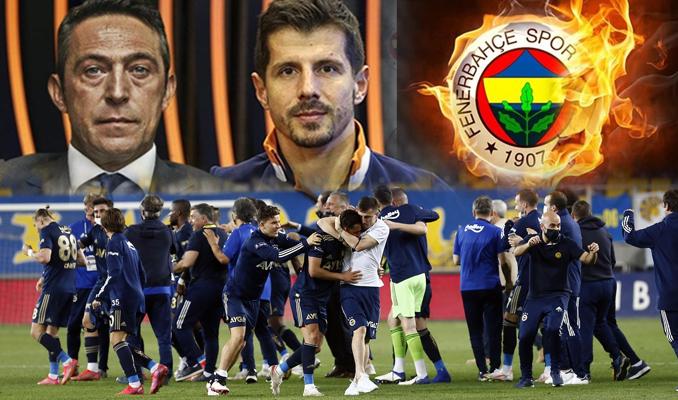 İşte Fenerbahçe'nin yeni sezon için transfer listesi