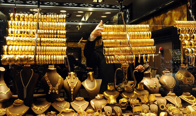 Kapalıçarşı'da külçe altın fiyatları 11/05/2021