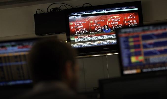 Küresel piyasalarda gerileme sürüyor