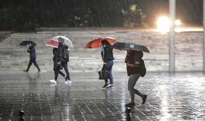 Meteoroloji uyardı! Hafta sonu sıcaklıklar düşüyor, yağış geliyor