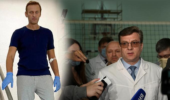 Navalny'in doktorundan haber alınamıyor!