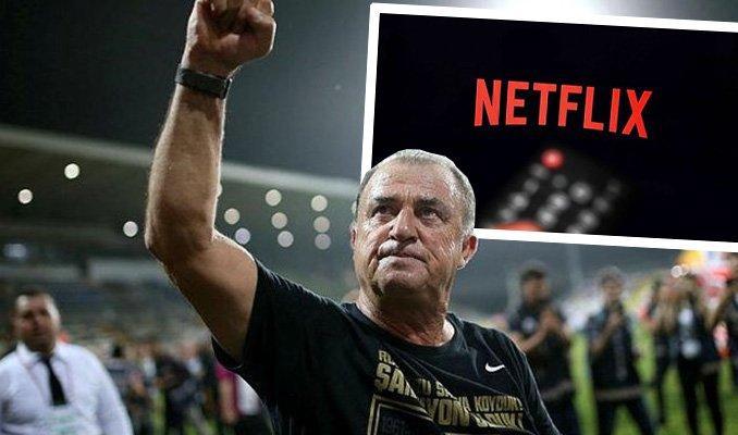 Netflix'ten 'Fatih Terim' belgeseli