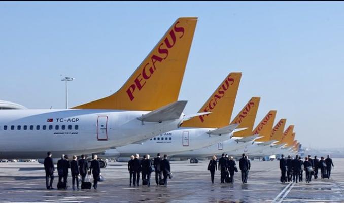 Pegasus'un 2021 ilk çeyrek zararı 933 milyon lirayı aştı