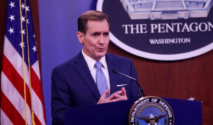 Pentagon'dan İsrail'e katliam desteği sözü