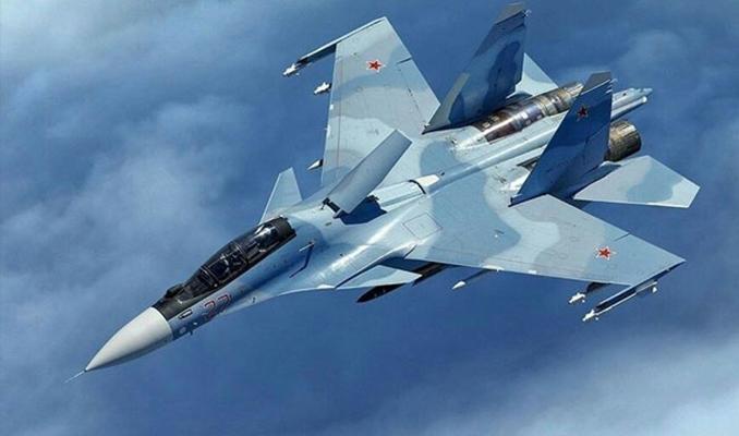 Rus jetinden Karadeniz'de Fransa'ya ait 3 askeri uçağa önleme