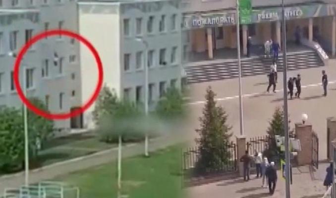 Rusya'da okula silahlı saldırı! Ölü sayısı artıyor…