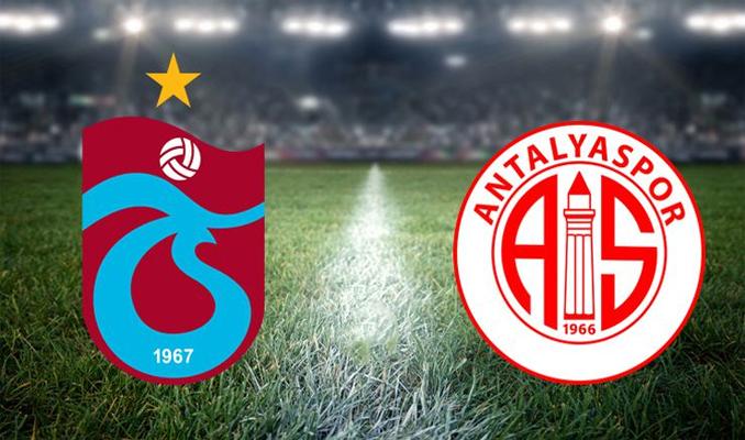 Trabzonspor, Antalyaspor'u konuk edecek