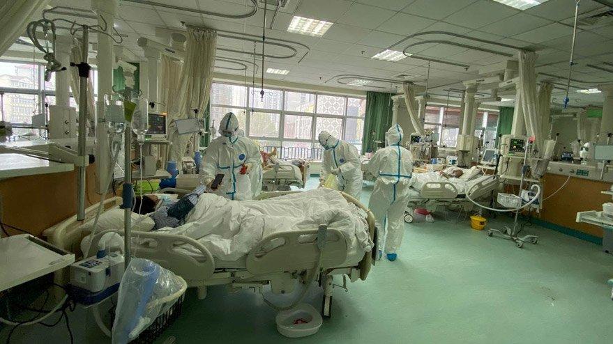 Virüs her gün 13 bin kişinin ölümüne yol açıyor