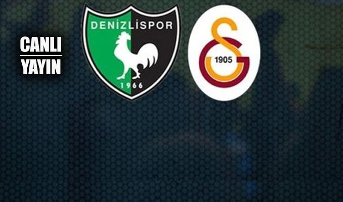 Yukatel Denizlispor: 0 – Galatasaray: 2