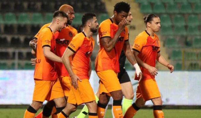 Yukatel Denizlispor: 1 – Galatasaray: 4